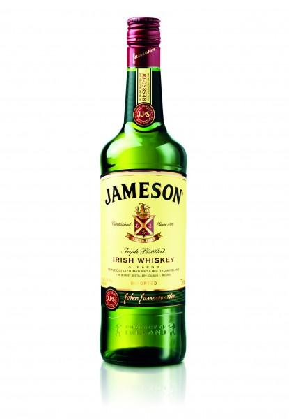 Jameson Irish Whisky, 0,7L