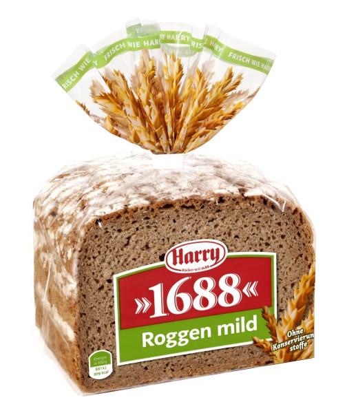 Harry 1688 Roggen mild, 500g