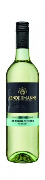 Kendermanns Grauburgunder, 0,75L