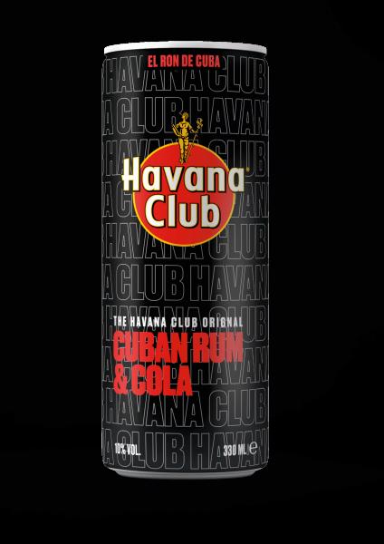 HAVANNA CLUB&COLA 10% 0,33L DPG
