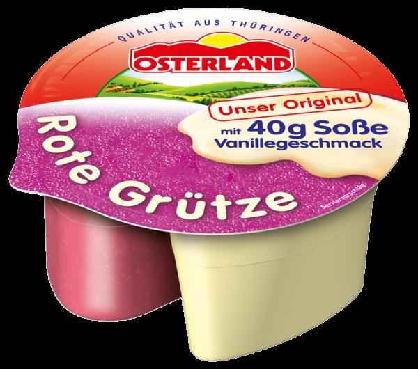 Osterland rote Grütze 160g