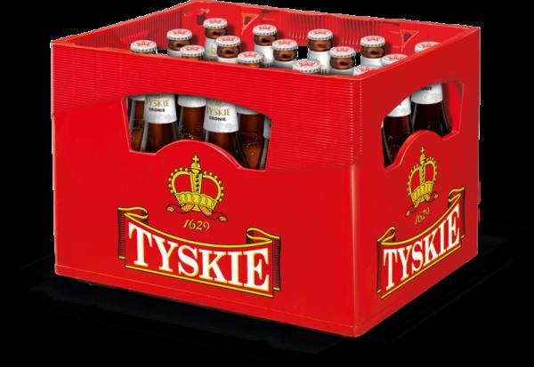 TYSKIE BIER 20X0,5L