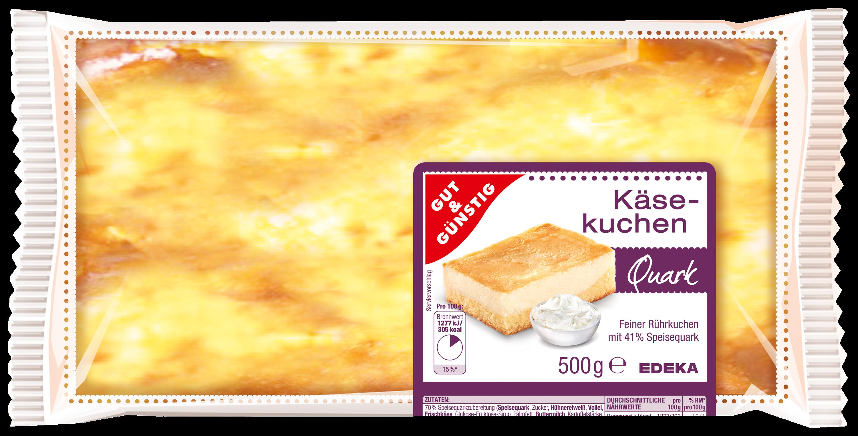 Gut U0026 Günstig Käsekuchen, 500g | Kuchen | Backwaren | Lebensmittel | Alle  Produkte | Online Bestellen | Konsum Leipzig