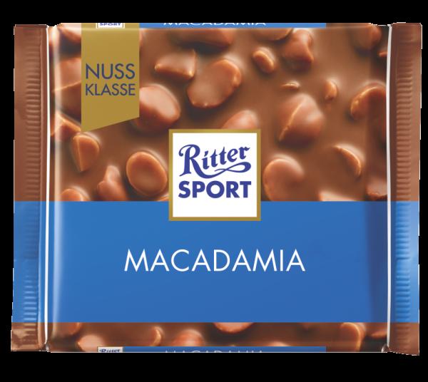 Ritter Sport Macadamia, 100g