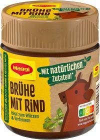 Maggi Brühe mit Rind für 6 Liter 108g