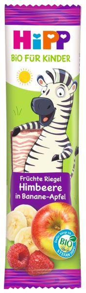 BIO HIPP Früchte Riegel Himbeere in Apfel-Banane 23g