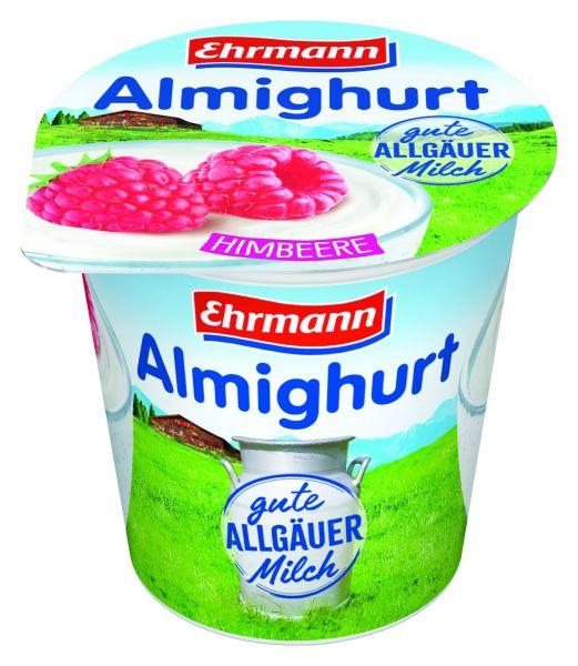 EHRMANN ALMIGHURT HIMBEER 150G