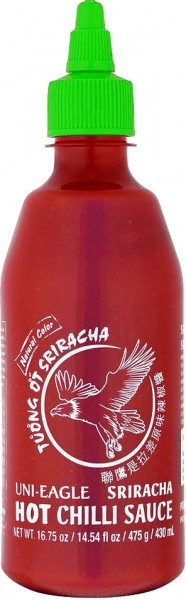 UNI-EAGLE CHILIS. SRIRA.430ML