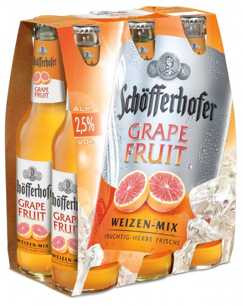 SCHOEFFERHOFER GRAPEFR.6X0,33L