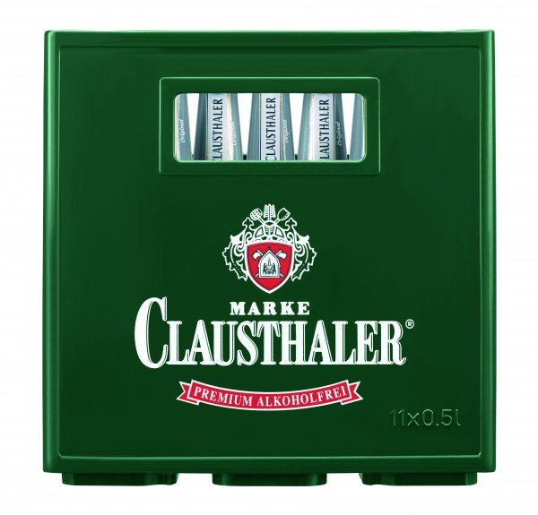 CLAUSTHALER ALK.FREI 11ER KASTEN