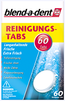 Blend a Dent Reinigungstabs, 60er