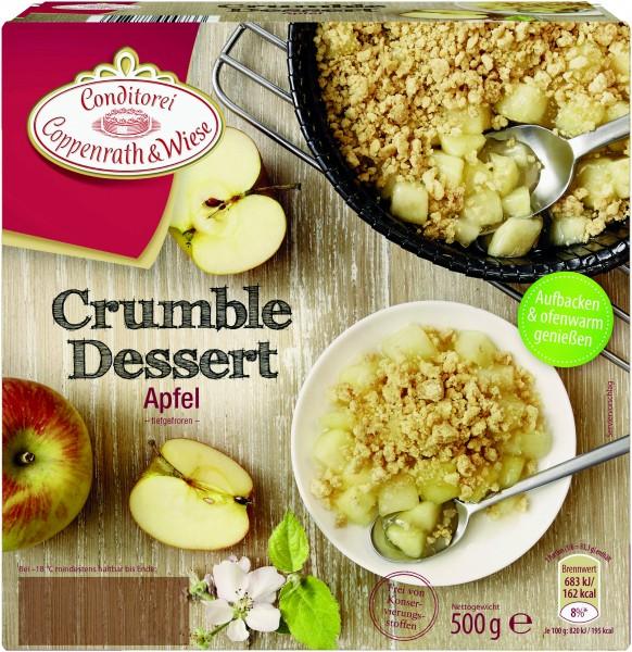 Coppenrath & Wiese Crumble Dessert Apfel, 500g