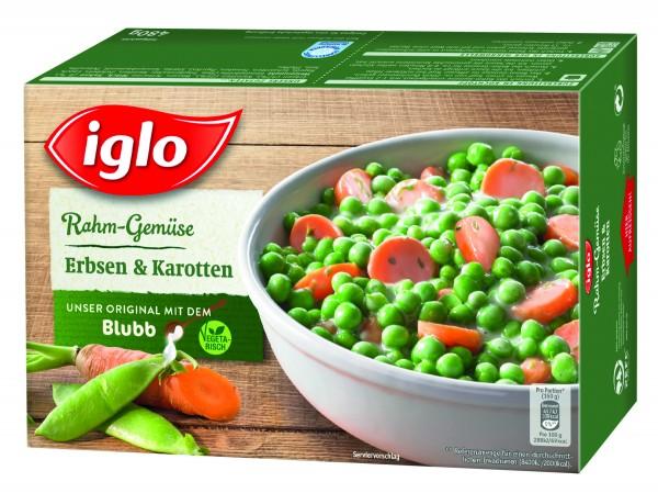 Iglo Rahm-Gemüse, 480g