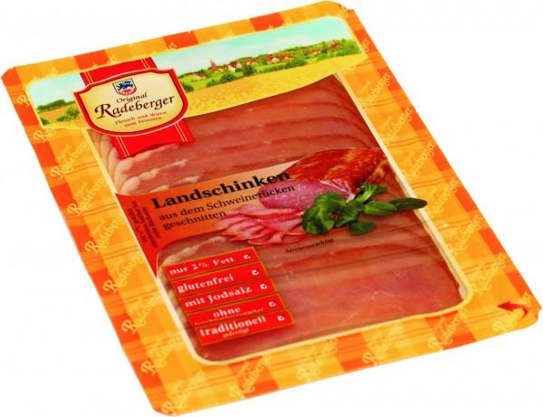 Original Radeberger Landschinken 70g