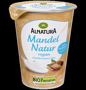 Alnatura Mandel Natur Vegan 400g