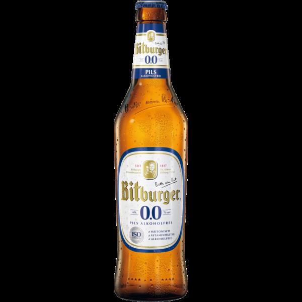 Bitburger 00 Alkoholfreies Pils 05l Mw
