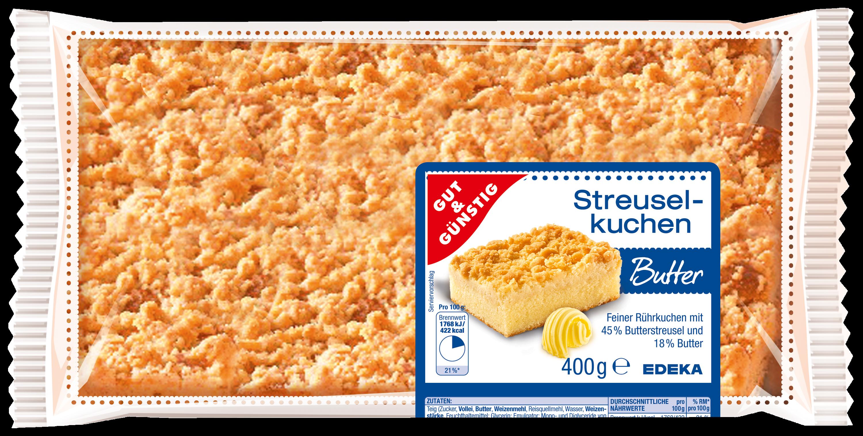 Fesselnd Gut U0026 Günstig Streuselkuchen, 400g | Kuchen | Backwaren | Lebensmittel |  Alle Produkte | Online Bestellen | Konsum Leipzig