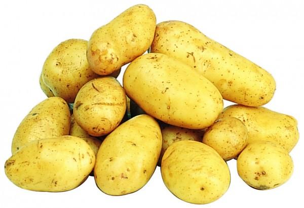 Ackergold Speisefrühkartoffeln mehlig kochend, 2kg