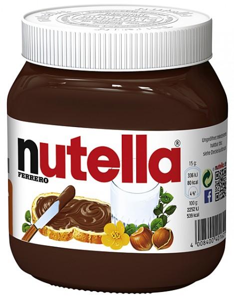 Ferrero Nutella, 450g