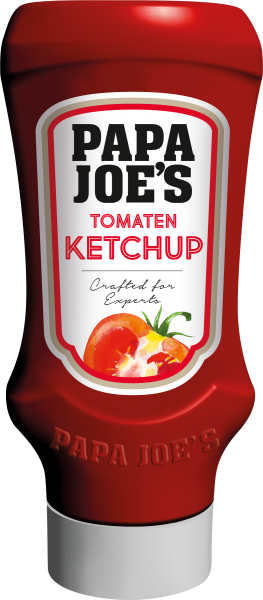 Papa Joe's Tomaten Ketchup, 500ml