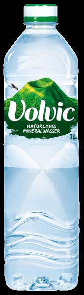 VOLVIC Naturelle 1L PET-DPG