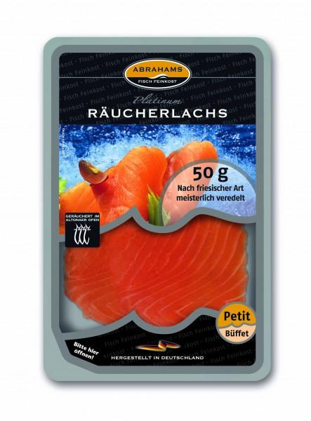 ABRAHAMS RAEUCHERLACHS 50G
