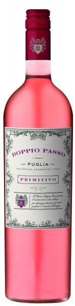 Doppio Passo Puglia Primitivo Rosato, 0,75L