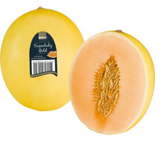 Honigmelone, Stück