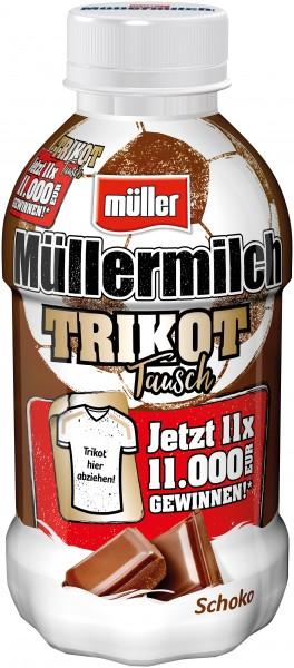 Müller Milch Schoko 400 ml