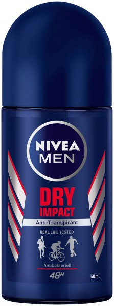 Nivea Men Dry Impact Deo Roll on, 50ml