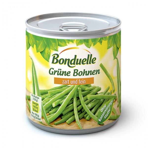 Bonduelle grüne Bohnen, 400g