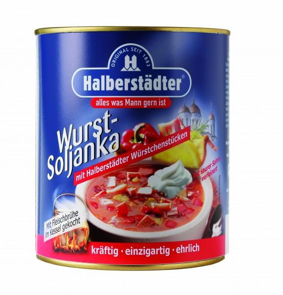 Halberstädter Wurstsoljanka, 800 ml