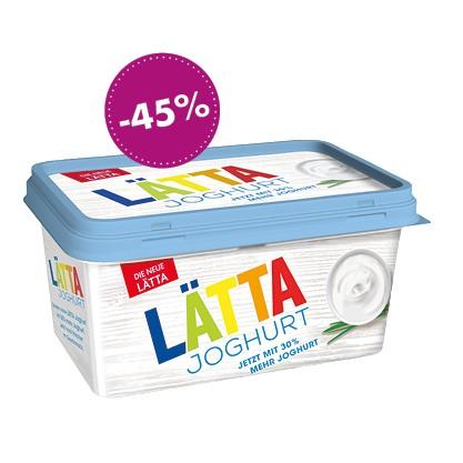 Lätta mit Joghurt, 500g