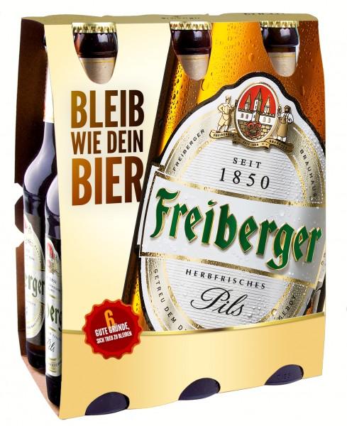 FREIBERGER PILS 6X0,33L