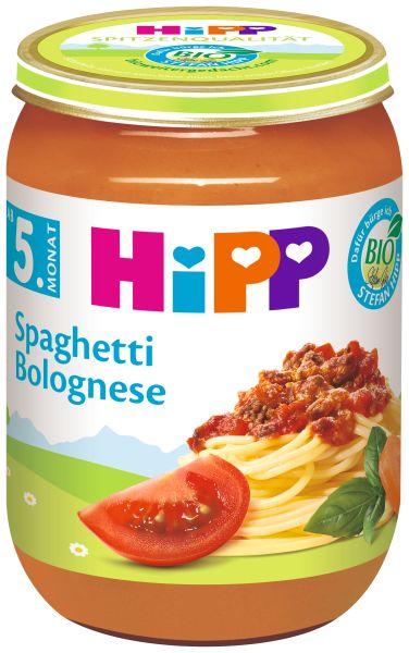 BIO HIPP Spaghetti Bolognese190g