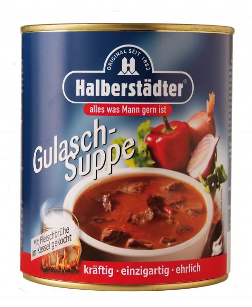 Halberstädter Gulaschsuppe, 800ml