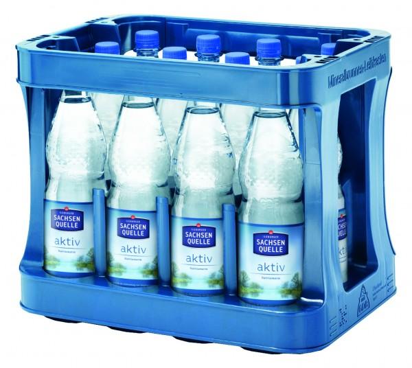 Ileburger Sachsenquelle aktiv, 12x1L | Wasser | Alkoholfreie ...