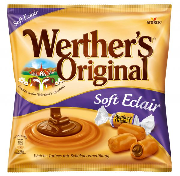 WERTHERS OR. SOFT ECLAIR 180G