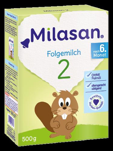 Milasan Folgemilch 2, 500g
