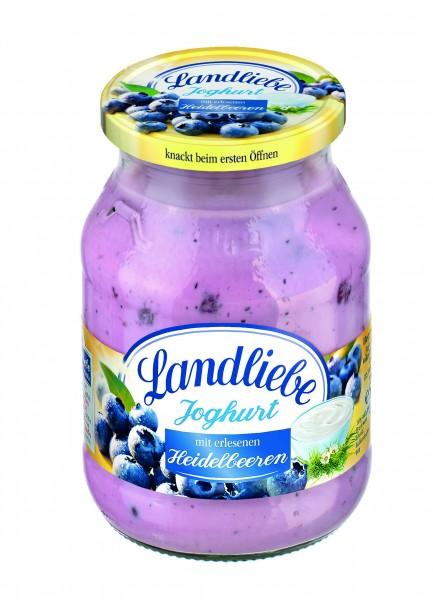Landliebe Joghurt Heidelbeere, 500g