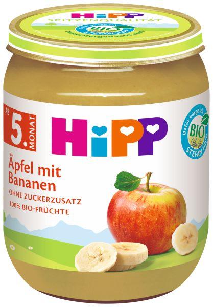 BIO HIPP APF. BANANE 190G