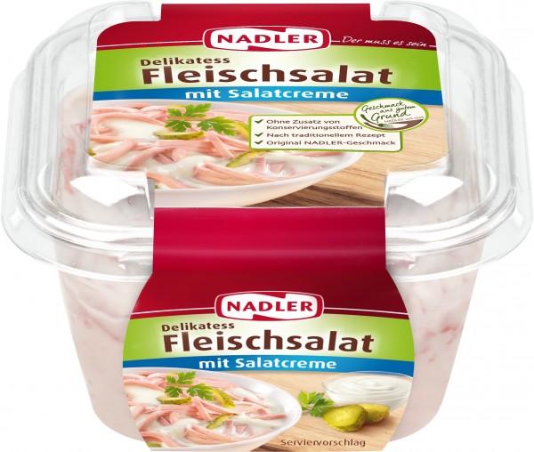 Nadler Delikatess Fleischsalat, 150g
