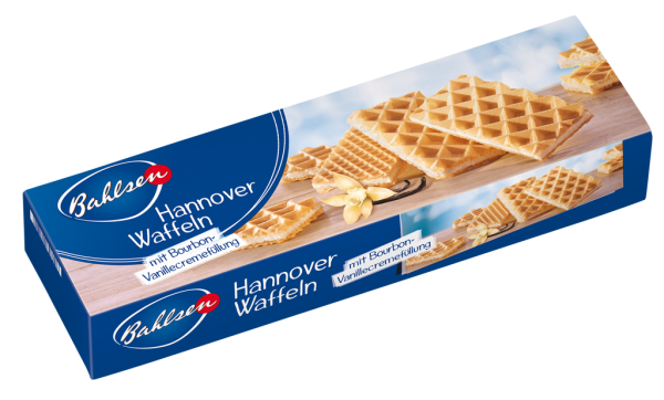 Bahlsen Hannover Waffeln, 150g