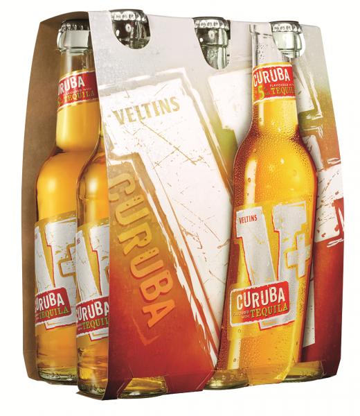 VELTINS V+ CURUBA SIXPACK