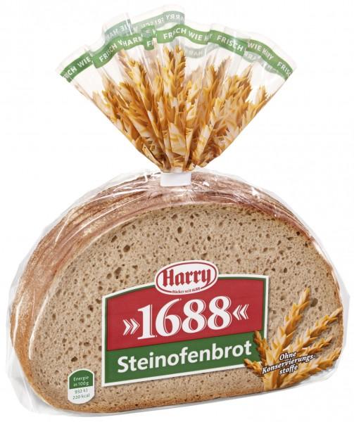 Harry 1688 Steinofenbrot, 250g