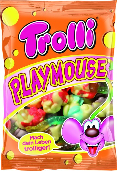 Trolli Playmouse, 200g