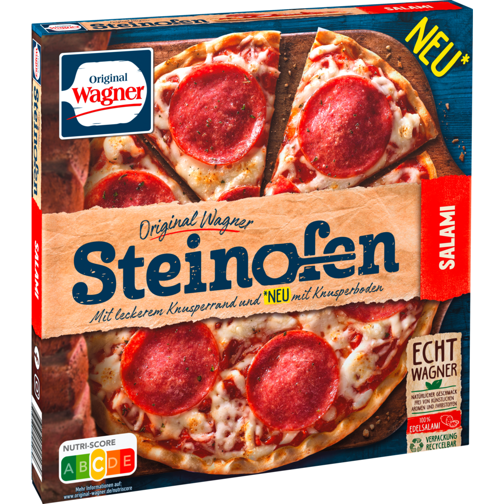 *** NEU       Tomaten-Salami Pizza  1:12          NEU ***