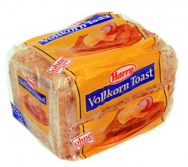 Harry Vollkorn Toast, 250g