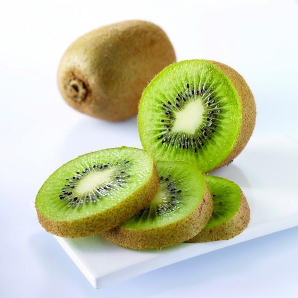 Kiwi grün, Stück