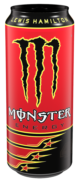 Monster Energy Lewis Hamilton, 0,5L